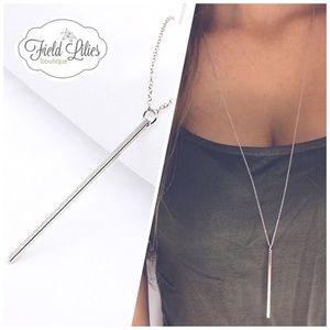 🆕 Long Bar Necklace